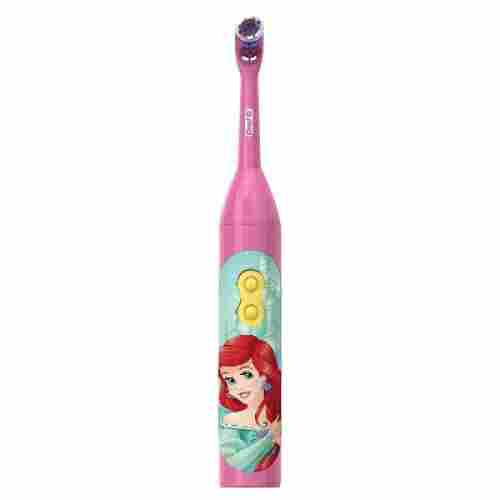 oral-b pro-disney princess electric toothbrush for kids and toddlers