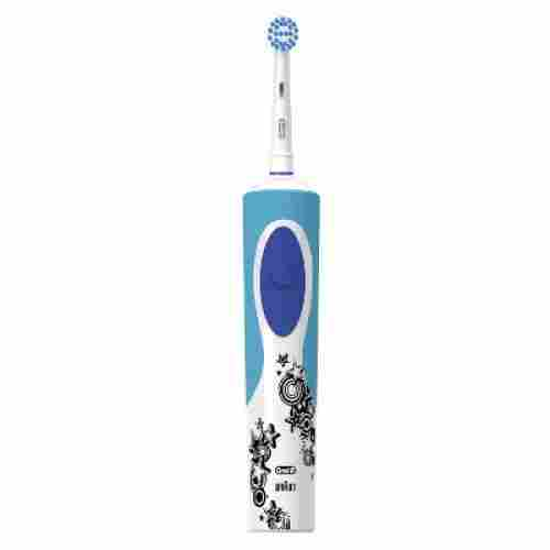 oral-b pro-health frozen electric toothbrush for kids and toddlers