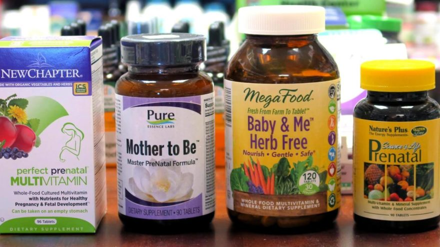 Read on to find out which are the best Prenatal Vitamins.
