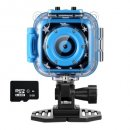 Ourlife Kids Waterproof Camera with Video Recorder