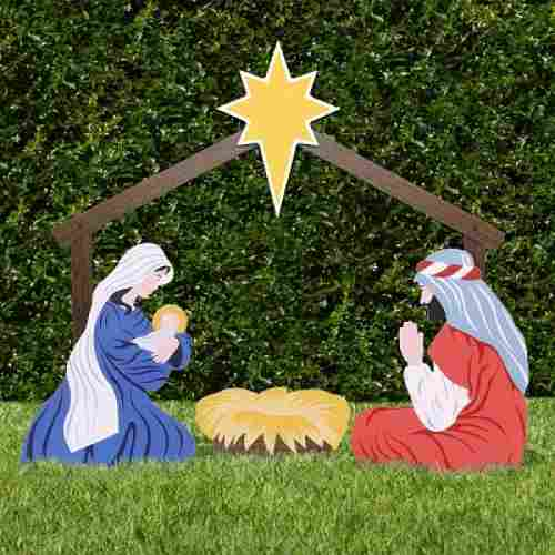 Outdoor Nativity store
