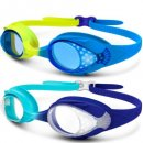 OutdoorMaster Kids Swimming Goggles, Fun Fish Style