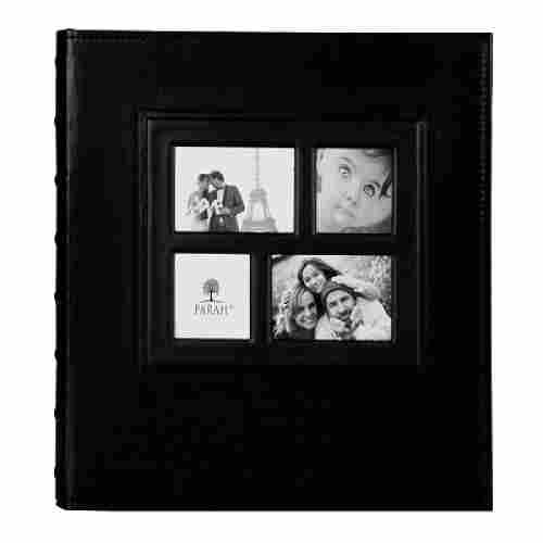 PARAH LIFE Multi-Directional family photo album  front view
