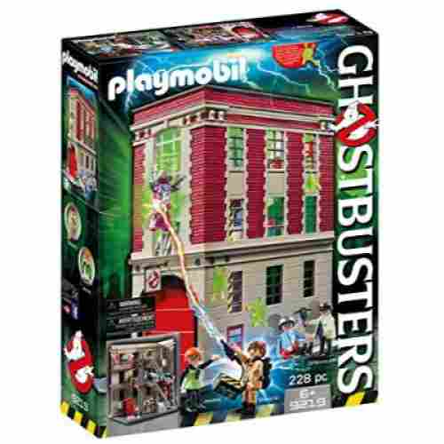 Playmobil Firehouse