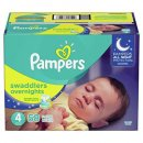 pampers swaddlers super pack overnight diapers