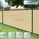 Patio Commercial Outdoor Backyard Best Pool Fences display