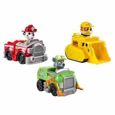 Rescue Racers 3pk Vehicle Set