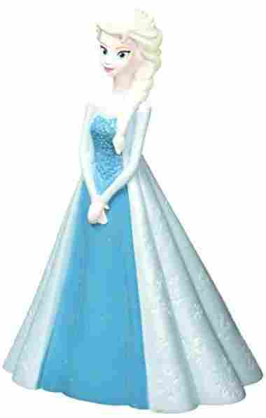 Peachtree Playthings Frozen Elsa Coin Bank