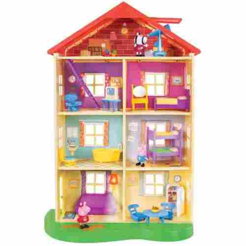 peppa pig house Lights & Sounds Family Home