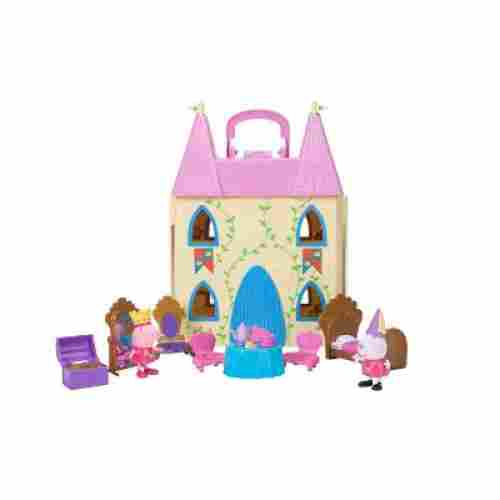 peppa pig castle toy Princess Castle Deluxe Playset