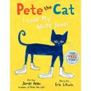pete the cat: I love my white shoes book for 5 year olds cover