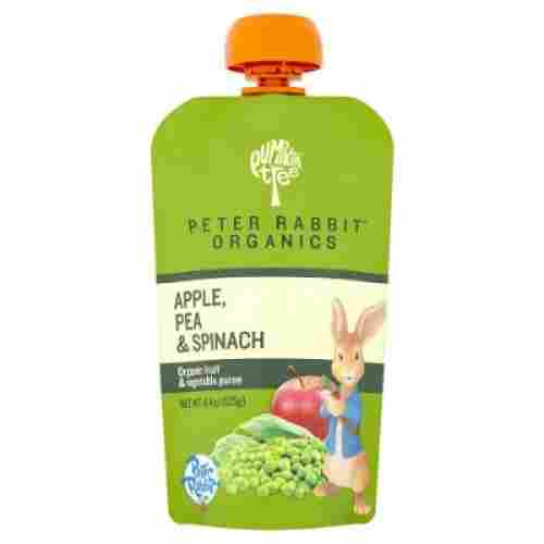 peter rabbit organic baby food 4.4 ounce