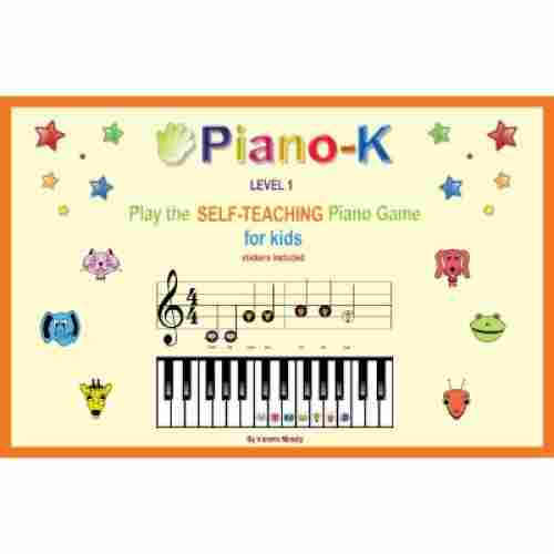 piano-k educational book cover