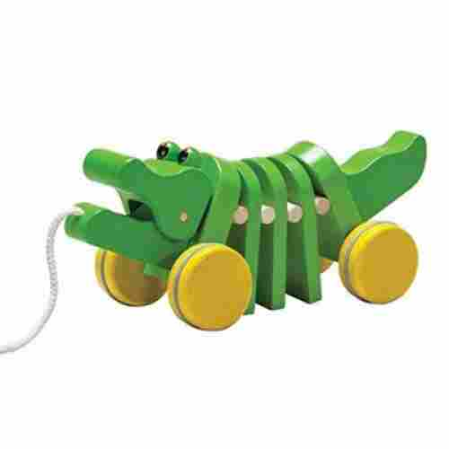 plan toys dancing alligator wooden toys for kids and toddlers