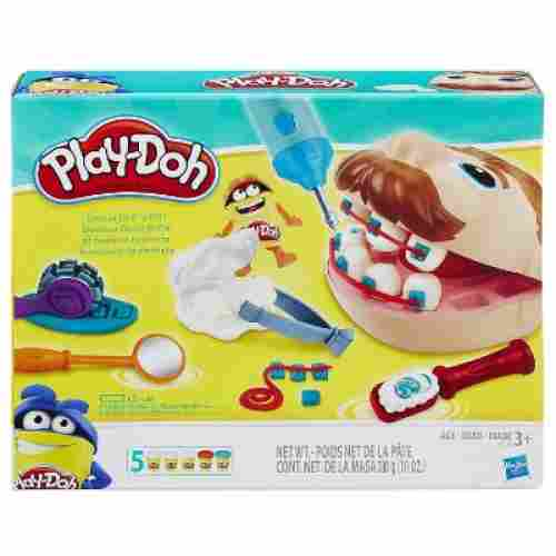 Doctor Drill 'n Fill play doh toys