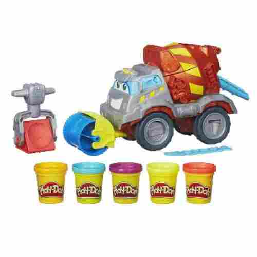 Max The Cement Mixer