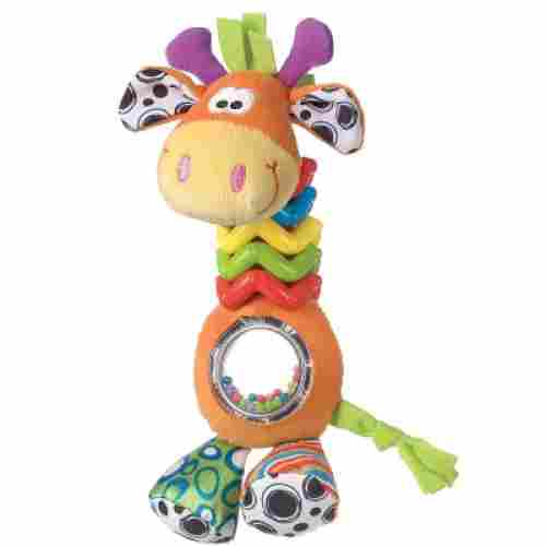 Playgro My First Bead Buddy Giraffe