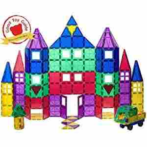 Playmags Magnetic Tiles Set