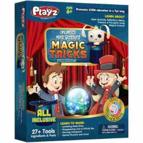 Playz Unlimited Mind Boggling Science Kit