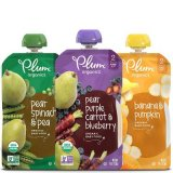 Plum Organics Stage 2 Fruit and Veggie