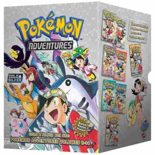 Gold & Silver Adventures Box Set