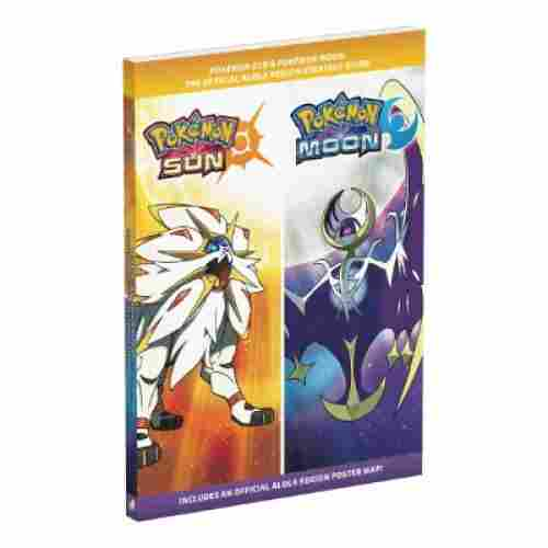 Sun and Moon Official Strategy Guide