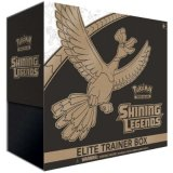 Shining Legends Elite Trainer Box Collectible Cards