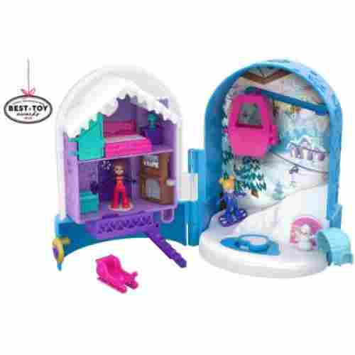 Big Pocket World Snow Globe