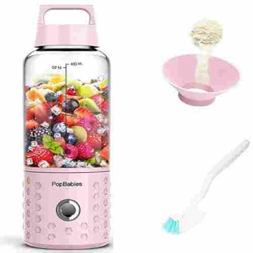 popBabies baby food processor design