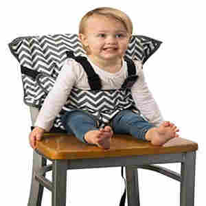 Portable Infant Safety Seat (Chevron)