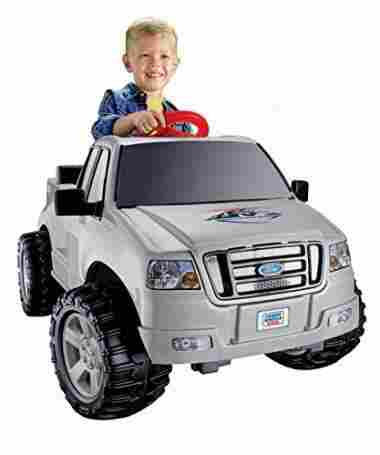 Power Wheels Ford Lil' F-150