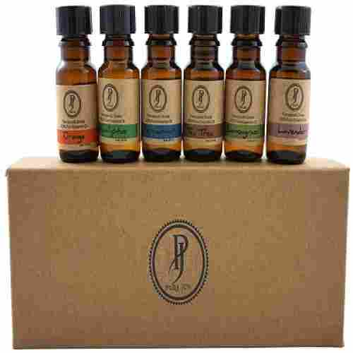 pure jolly essential oil kit christmas gifts for mom pack