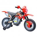 aosom 6V ride on motocross electric dirt bike for kids