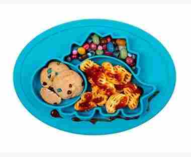 One Piece Toddler Plates