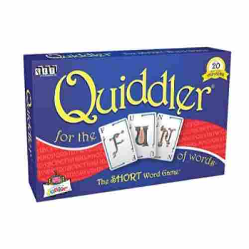 SET Enterprises Quiddler