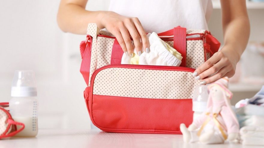 The Essentials for Your Changing Bag