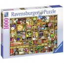 kitchen cupboard 1,000 pieces jigsaw puzzle for kids box