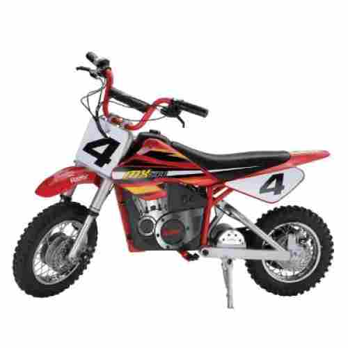 motocross rocket MX500 electric dirt bike for kids design