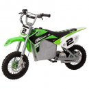razor SX500 mcGrath rocket electric dirt bike for kids