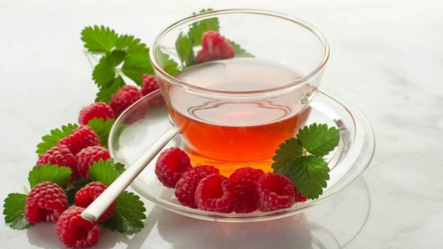 Using Red Raspberry Leaf Tea for Morning Sickness | Borncute
