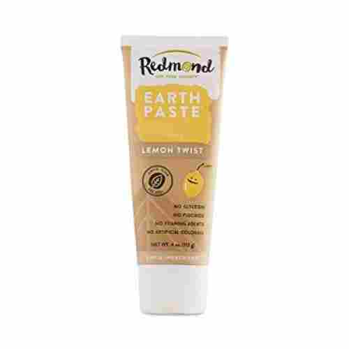 redmond earthpaste non-flouride toddler toothpaste