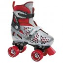 Boy's Trac Star Adjustable Roller Skate