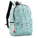 Lightweight Canvas Kids School Backpack