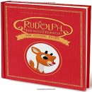 rudolph the red nosed reindeer christmas book cover