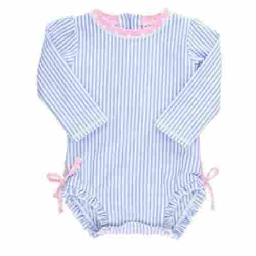 RuffleButts Long Sleeve One Piece