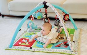 10 Best Tummy Time Mats & Cushions for Babies in 2020