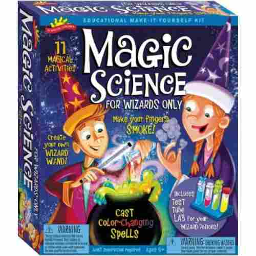 Scientific Explorer for Wizards Only Kit