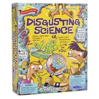 Disgusting Science Kit by Scientific Explorer