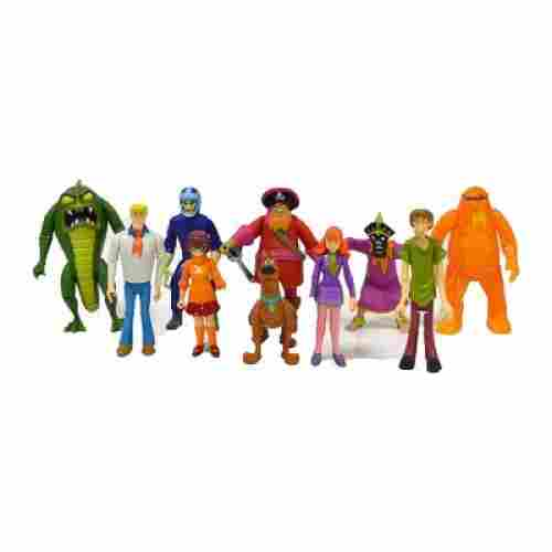 Monster Action Figure Set 10 Pack