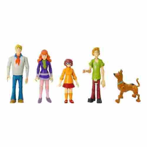 Mystery Mates Figure 5 Pack